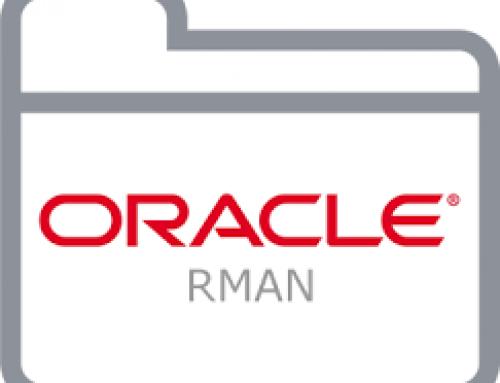 Cloning / duplicating with RMAN, the basics