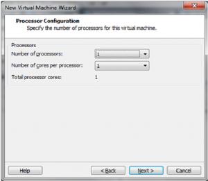 Processor-choice
