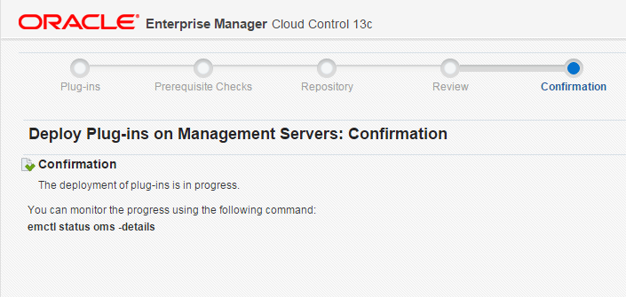 The curious case of the blank plugin page in OEM13c