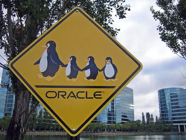 What kind of Oracle Linux support on Oracle hardware is included