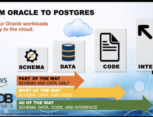 "Webinar ""Oracle migration to Postgres in the Cloud"""