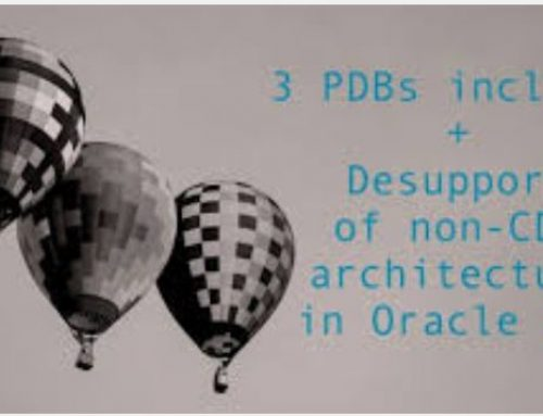 Multitenancy: is a Proxy PDB part of the 3 free PDBs at 19c